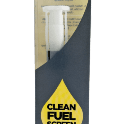 Single Clean Fuel Screen Filter