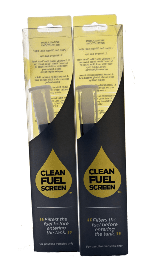 2 pack Clean Fuel Screen Filter
